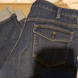 Talbots ankle jeans size 6